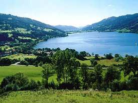 Ferien im Allgäu: Grosser Alpsee