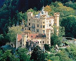 Allgäu: Schloss Hohenschwangau