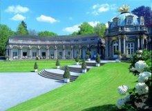 Fichtelgebirge: Bayreuth Eremitage