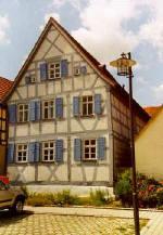 Levi-Strauss-Museum in Buttenheim