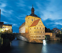 Old Townhall of Bamberg