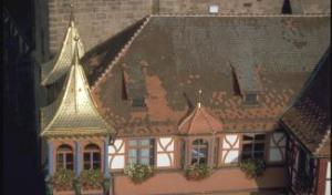 Golden Roofs of Schwabach