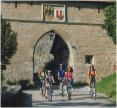 Radeln im Taubertal - Hohenloher Residenzenweg