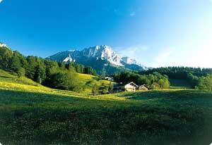 Berchtesgadener Land: Nationalpark Berchtesgaden