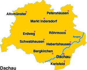 Guide To Bavaria Landkreis Dachau