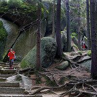 Wandern in Franken: Fichtelgebirge