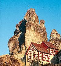Franken Wandertouren: Fränkische Schweiz