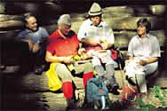 Wandern und Wandertouren in Franken: Hassberge