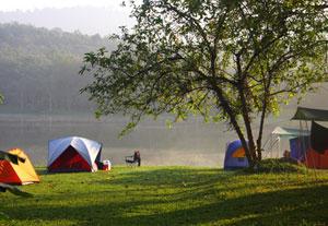 camping in bayern natur pur. Black Bedroom Furniture Sets. Home Design Ideas