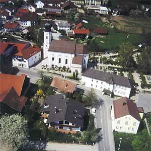 Ruhstorf a. d. Rott Kaltwintergarten