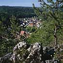 Bayerischer Jura: Typische Landschaft