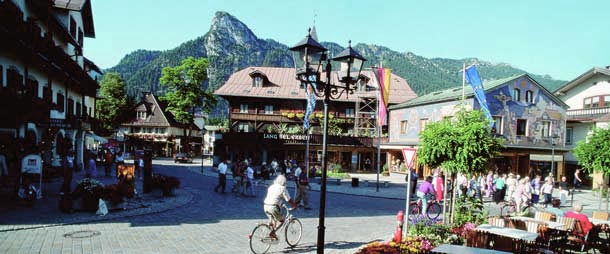 Oberammergau, Bavaria: Online Travel Guide to Oberammergau
