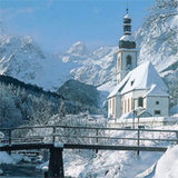 Ramsau im Winter