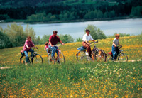 Cycling tours in Bavaria