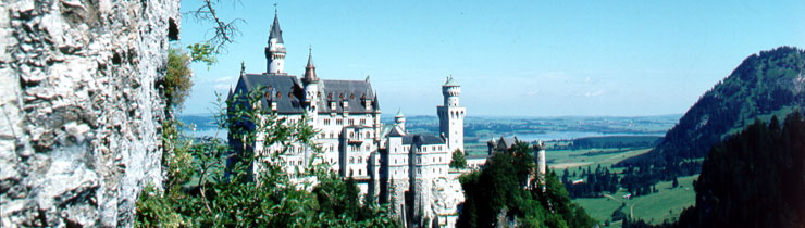 Vacations in Allgäu: Neuschwanstein Castle