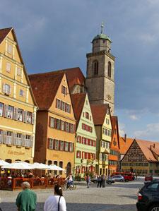Dinkelsb 252 Hl Bavaria Online Travel Guide To Dinkelsb 252 Hl