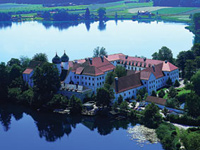 Chiemsee: Kloster Seeon