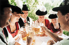 Traditional Bavarian Costums